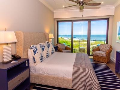 Elegant King Room with Ocean View